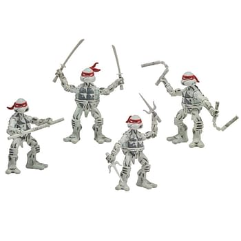 TMNT 35th Anniversary Box Set Coming to Walmarts Form Playmates
