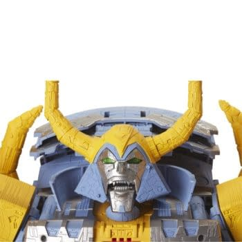 Unicron Transformers War For Cybertron Figure Now Live on Haslab