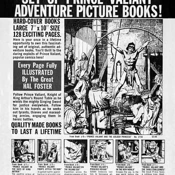 Creepy Back Issues Conan Novels and More Great 1969 Comic Ads from Vampirella #1 Replica Edition