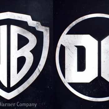 At San Diego Comic-Con 2019 &#8211 the DC Comics Booth&#8230 is the Warner Bros Booth