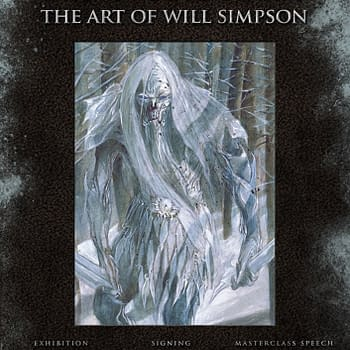 Will Simpsons Displays Game Of Thrones Storyboards in London With Signing and Masterclass on Saturday in Orbital Comics