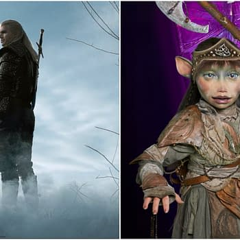 The Witcher &#038 The Dark Crystal: Age of Resistance: Bleeding Cools SDCC 2019 Live-Blog