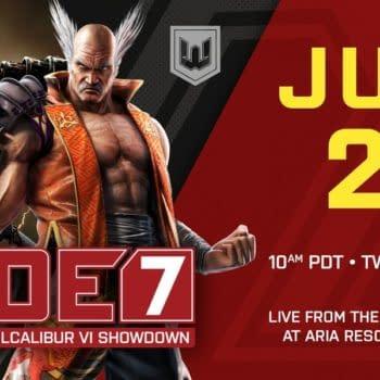 "WSOE 7: The ""Tekken 7"" & ""SoulCalibur VI"" Event Announced"