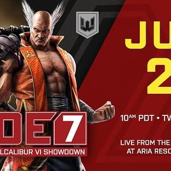 WSOE 7: The Tekken 7 &#038 SoulCalibur VI Event Announced