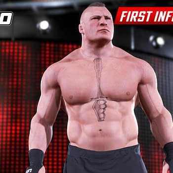 2K Games Teases WWE 2K20 With Early Pictures