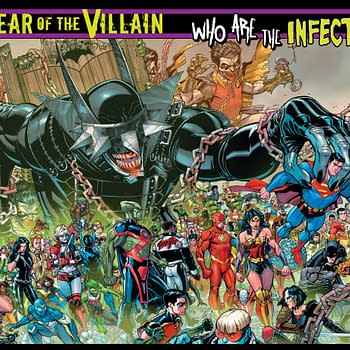 Batman/Superman Year of the Villain Teaser Wants to Know Whos Infected