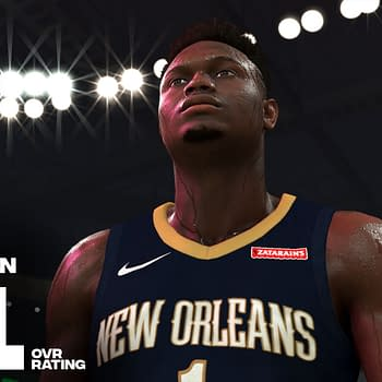 NBA 2K Signs Multiyear Partnership With Zion Williamson