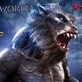 Underworld Brings the Beast with New Statue by Star Ace Toys