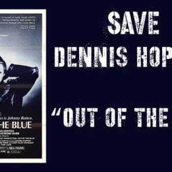 """Dennis Hopper's """"Out of the Blue"""" Kickstarter Approaches $65,000 Funding in Final Hours"""