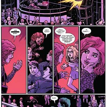 Taking a Tactile Peek at Shawn Kittelsen andEric ZawadzkisHeart Attack #1 From Image Comics