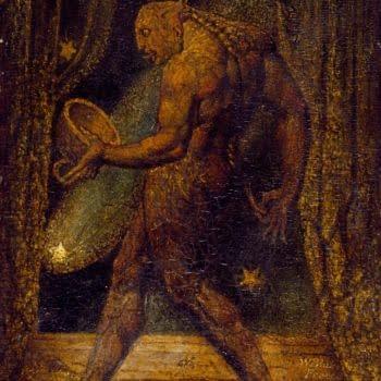 Alan Moore Writes William Blake in Today's Guardian Newspaper