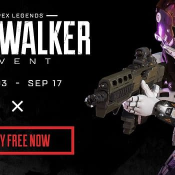 Apex Legends is Hosting a Wraith Voidwalker Event