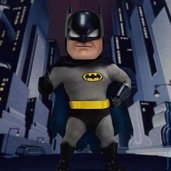 Beast Kingdom Resurrects Batman The Animated Series With New Figure