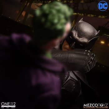 Batman Hasnt Retired yet in the New Mezco One:12 Figure