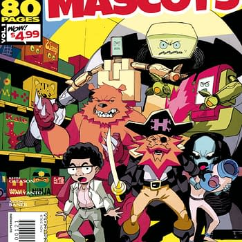 Mighty Mascots Get Giant in Alterna Comics November 2019 Solicits