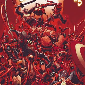 Venom and Carnage to the Death in Absolute Carnage #5 &#8211 Final Issue &#8211 in November