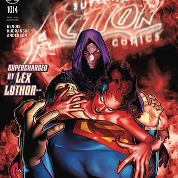Whats Trending Besides Leviathan in This EXCLUSIVE Action Comics #1014 Preview