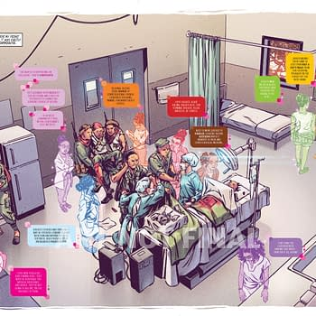 The Changing Creative Teams of Omni Published by Humanoids Tomorrow