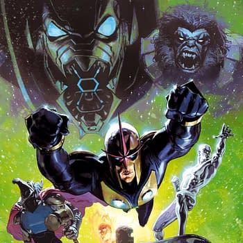 Annihilation Scourge Alpha: Matthew Rosenberg Writes Prelude to Marvels December Event