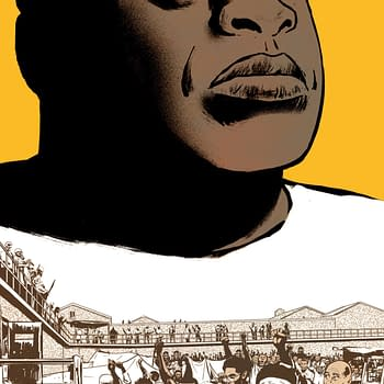 Big Black: Stand at Attica Tells True Story of Prison Uprising in Graphic Novel