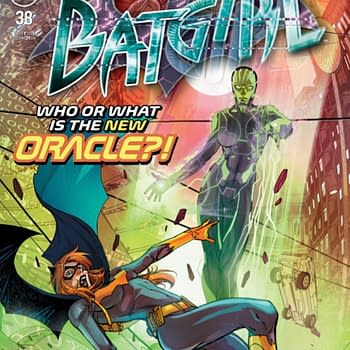 Lex Luthor Brings His Dark Gift to the New Oracle in this EXCLUSIVE Batgirl #38 Preview
