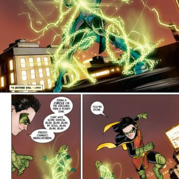 Catwoman Sings the Aria from Carmen Act 1, in Batman #77 Preview