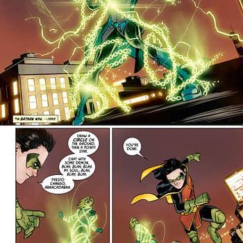 Setting The Scene For The Magic Trick Of Batman #77 (Spoilers)