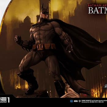 Prime 1 Studios Celebrates Batman: Arkham Asylum 10th Anniversary