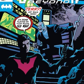 Has Batman Gone Bad in This EXCLUSIVE Preview of Batman Beyond #35