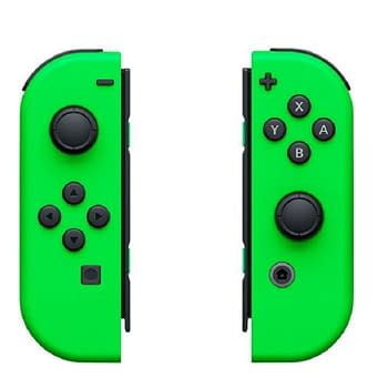 Best Buy Is Selling Exclusive Neon Green Nintendo Switch Joy-Cons