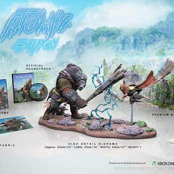 Biomutant Atomic Edition &#038 Collectors Edition Revealed