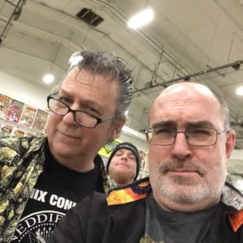 GoFundMe Seeks to Raise Medical Fund for Comix Connection Retailer Bill Wahl