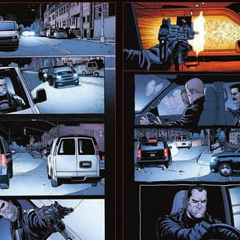 A Look Ahead at Crossed Reunion With Garth Ennis and Jacen Burrows in Punisher Soviet #1