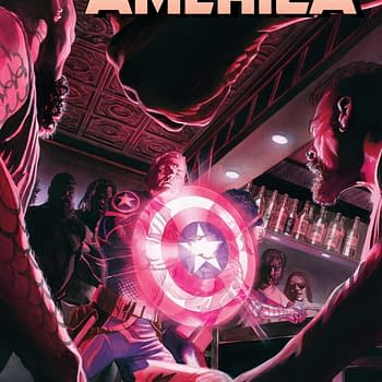 A Cop Killing Rocks New York City in Captain America #16
