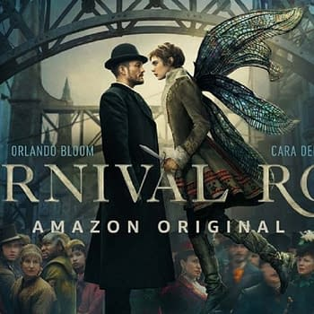 Carnival Row Might Just Be the Bloom-tastic Faerie-Fest Weve Been Waiting For [TRAILER REVIEW]