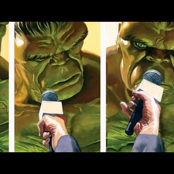Video Trailer for Marvel Comics #1000 &#8211 as Mark Waids Captain America Essay Amended Over Politics