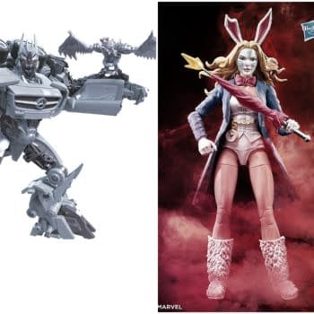 Marvel Legends and Studio Series Reveals From Unboxing Con