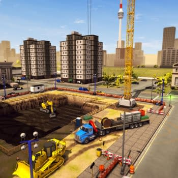 """""""Construction Simulator 2"""" Is Coming To The Nintendo Switch"""