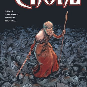 Dennis Culver and Justin Greenwood Bring Geriatric Sword and Sorcery Comic 'Crone' to Dark Horse