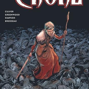 Dennis Culver &#038 Justin Greenwood Bring Senior Citizen Sword &#038 Sorcery Comic Crone to Dark Horse