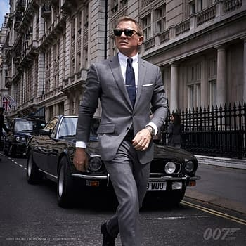 MGM Officially Announces the Title for Bond 25