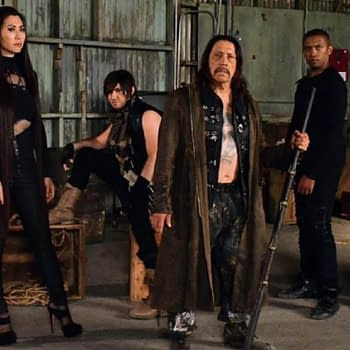 Danny Trejo Saves Baby from Car Joins Sci-Fi Series Paragon &#8211 So How Was YOUR Week