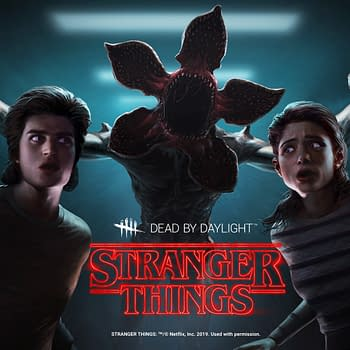 Stranger Things Content Will Be Added To Dead By Daylight Next Week