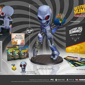 THQ Reveals The Destroy All Humans Special Editions