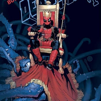 Deadpool #1 Launches in November From Kelly Thompson and Chris Bachalo
