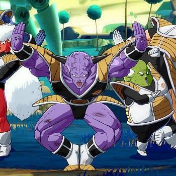 First Look At Dragon Ball Z: Kakarot Sixth Ginyu Force Member Bonyu