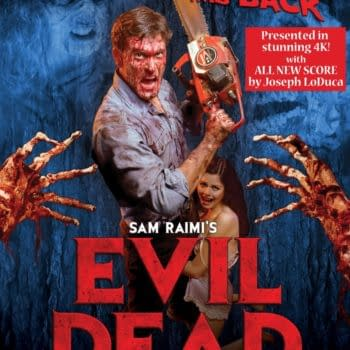 """Evil Dead"" Returns to Theaters with 4K Remaster and New Score"