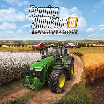 Farming Simulator 19 Platinum Edition Goes Up For Pre-Order