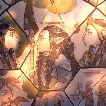 BOOM Studios Reveal First Artwork for Dark Crystal: Age of Resistance Tie-In Series