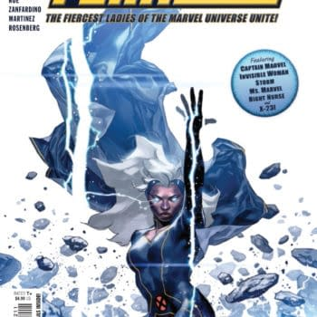 Fearless #2 [Preview]